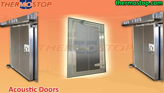 Watch and share Cold Storage Doors GIFs and Portes Balistiques GIFs by thermostop on Gfycat