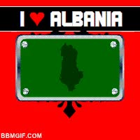 Watch and share Ilove Albania GIFs on Gfycat
