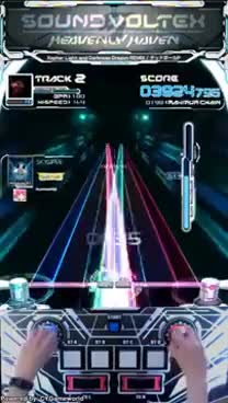 Sound Voltex Gifs Search | Search & Share on Homdor