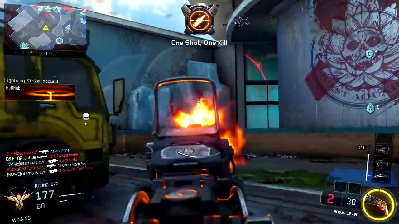 Call of Duty: Black Ops 3, Call of Duty: Black Ops III, Call of Duty: Black Ops III (Video Game), Blops 3 argus reload GIFs