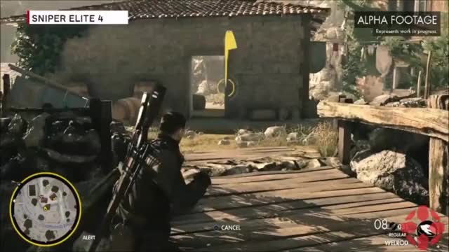 Watch Sniper Elite E3 2016 GIF by Reaction GIFs (@sypher0115) on Gfycat. Discover more e3, e32016, sniperelite GIFs on Gfycat