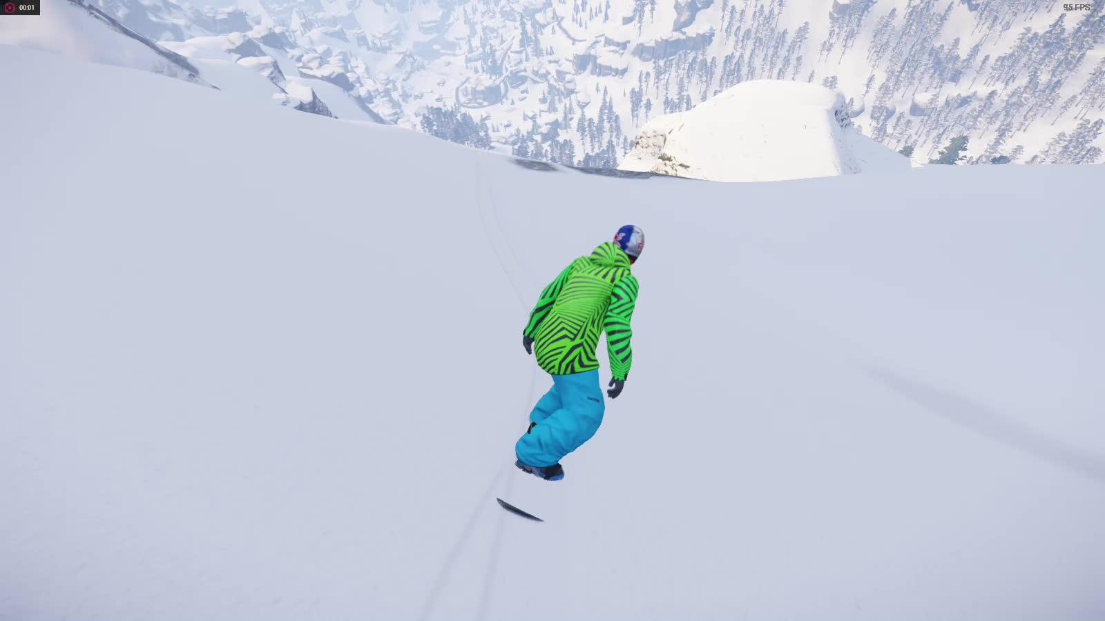 SnowTheGame, snowthegame, Massive gap GIFs