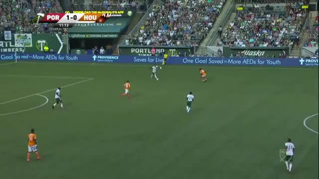 Watch and share Houston Goal Portland V Houston 28jul2018 GIFs by C.I. DeMann on Gfycat