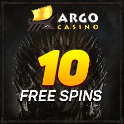 Watch and share Argo Casino 110 Free Spins And 100% Up To €200 Bonus GIFs on Gfycat