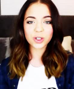 Watch and share Claudia Sulewski GIFs and Beauty Gurus GIFs on Gfycat
