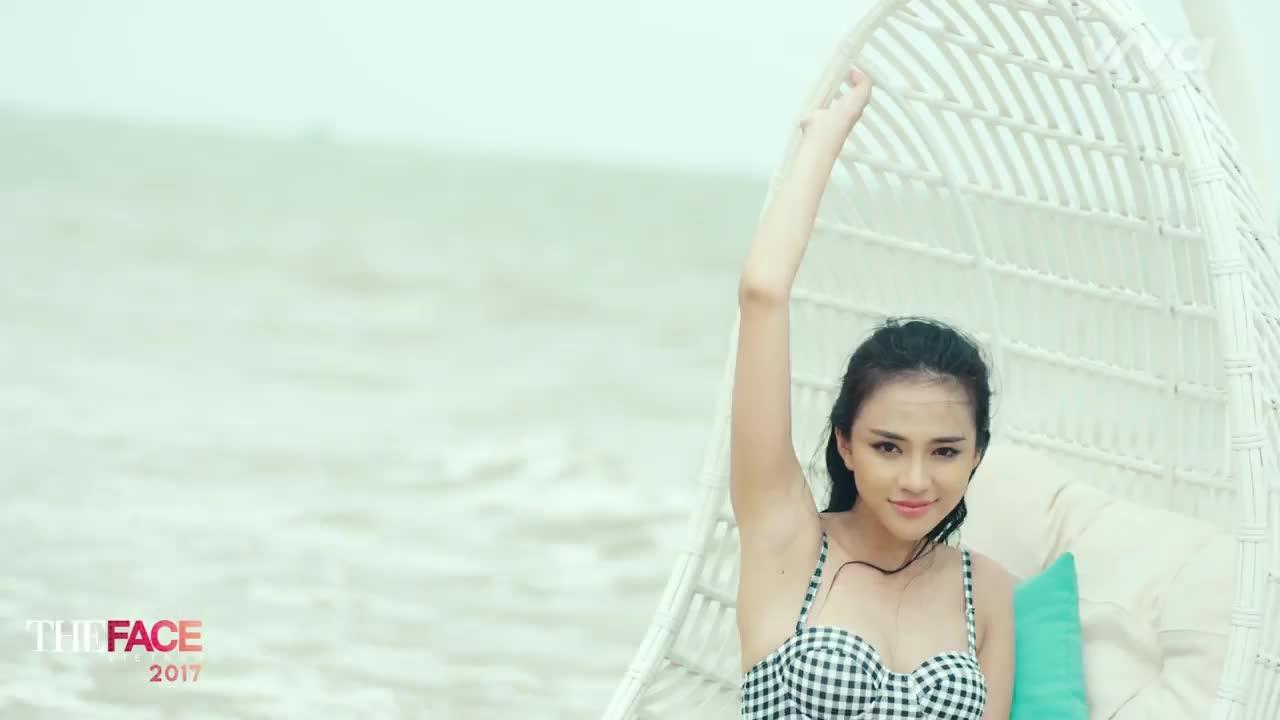 Cùng có kinh nghiệm diễn xuất MV, Thiên Nga và Quỳnh Như kẻ tám lạng, người nửa cân trong tập 4 The Face
