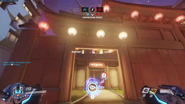 Watch satisfying GIF by @pblpbl on Gfycat. Discover more overwatch, potg, reaper, zarya GIFs on Gfycat
