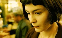 Watch and share Audrey Tautou GIFs on Gfycat