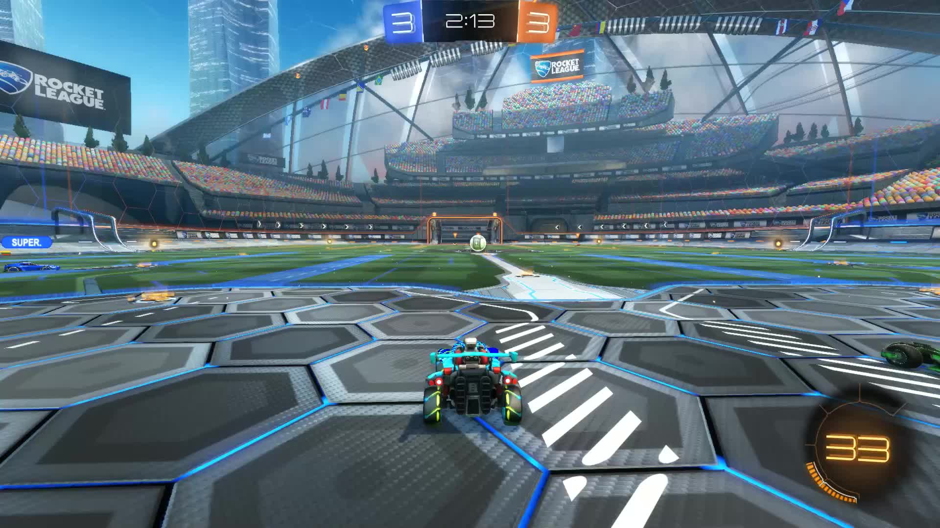 Gif Your Game, GifYourGame, Goal, Hellosh, Rocket League, RocketLeague, Goal 7: Hellosh GIFs