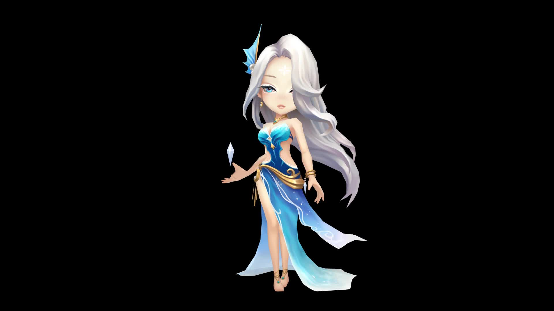 summonerswar, Polar Queen GIFs