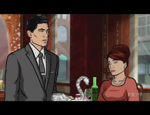 Watch Archer GIF on Gfycat. Discover more Ugly Duckling GIFs on Gfycat