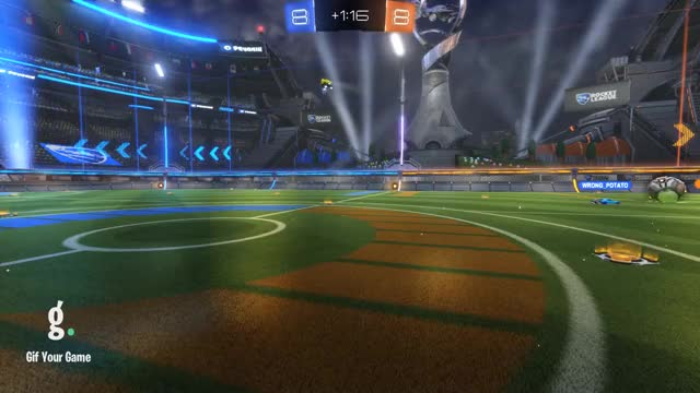 Watch Clip 10 GIF by Gif Your Game (@gifyourgame) on Gfycat. Discover more Gif Your Game, GifYourGame, Rocket League, RocketLeague GIFs on Gfycat