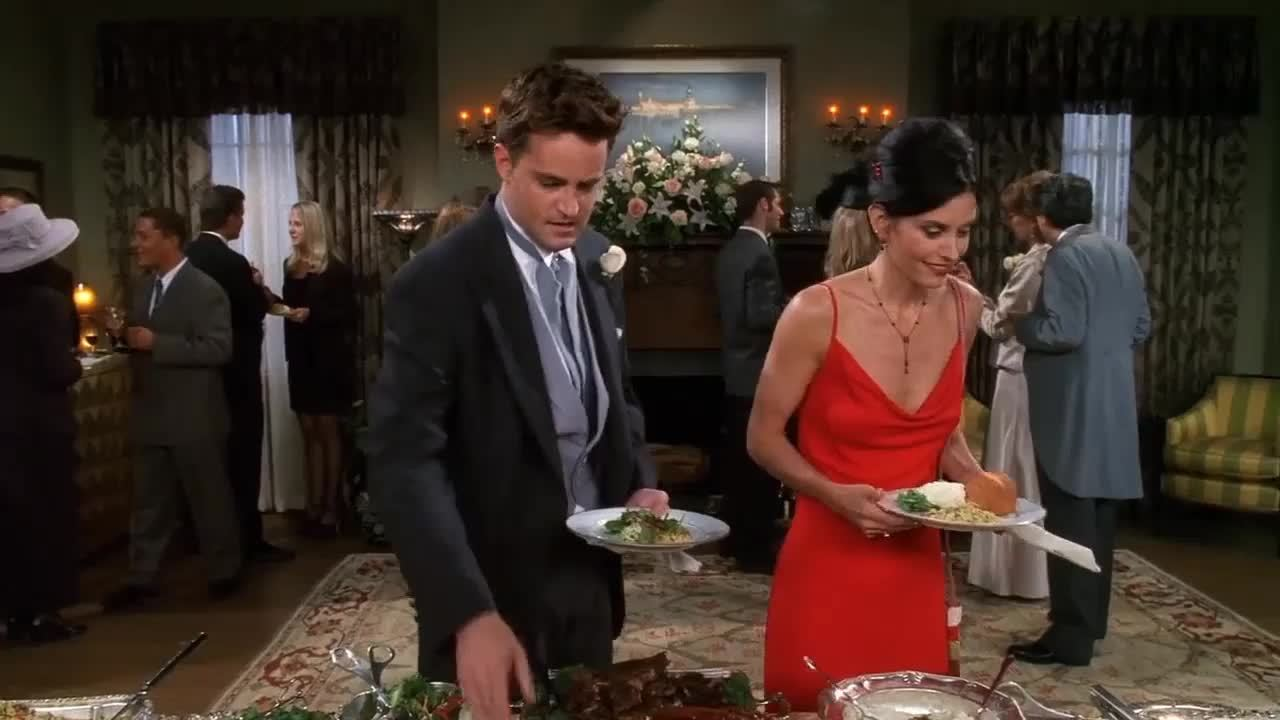 Matthew Perry, howyoudoin, Untitled GIFs