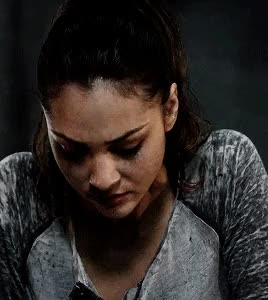 Watch and share Lindsey Morgan GIFs and Raven Reyes GIFs on Gfycat