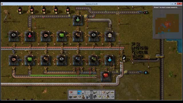 Science Pack Factory (Factorio)