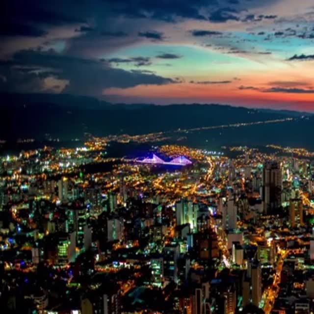 Watch and share Ciudad Bonita GIFs and Bucaramanga GIFs by Geomerka México on Gfycat