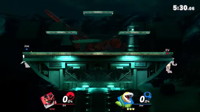 Watch and share Smash Ultimate - Incineroar Recovery Buff GIFs by Pikex on Gfycat