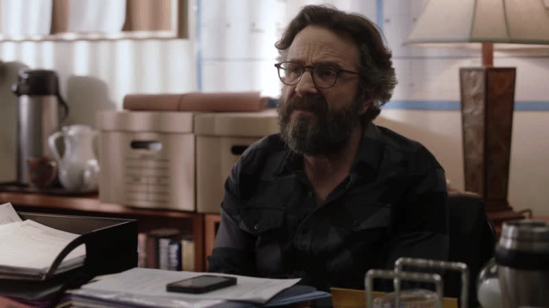 block, celebs, confused, damn, despair, don't know, empty, frustration, helpless, idea, marc maron, no idea, nothing, oh god, reaction, what, i got nothing GIFs