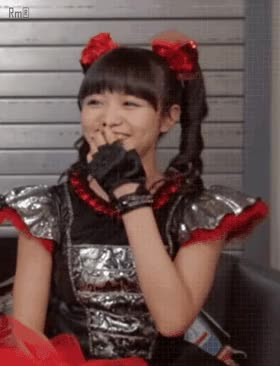 Watch and share Moametal GIFs on Gfycat