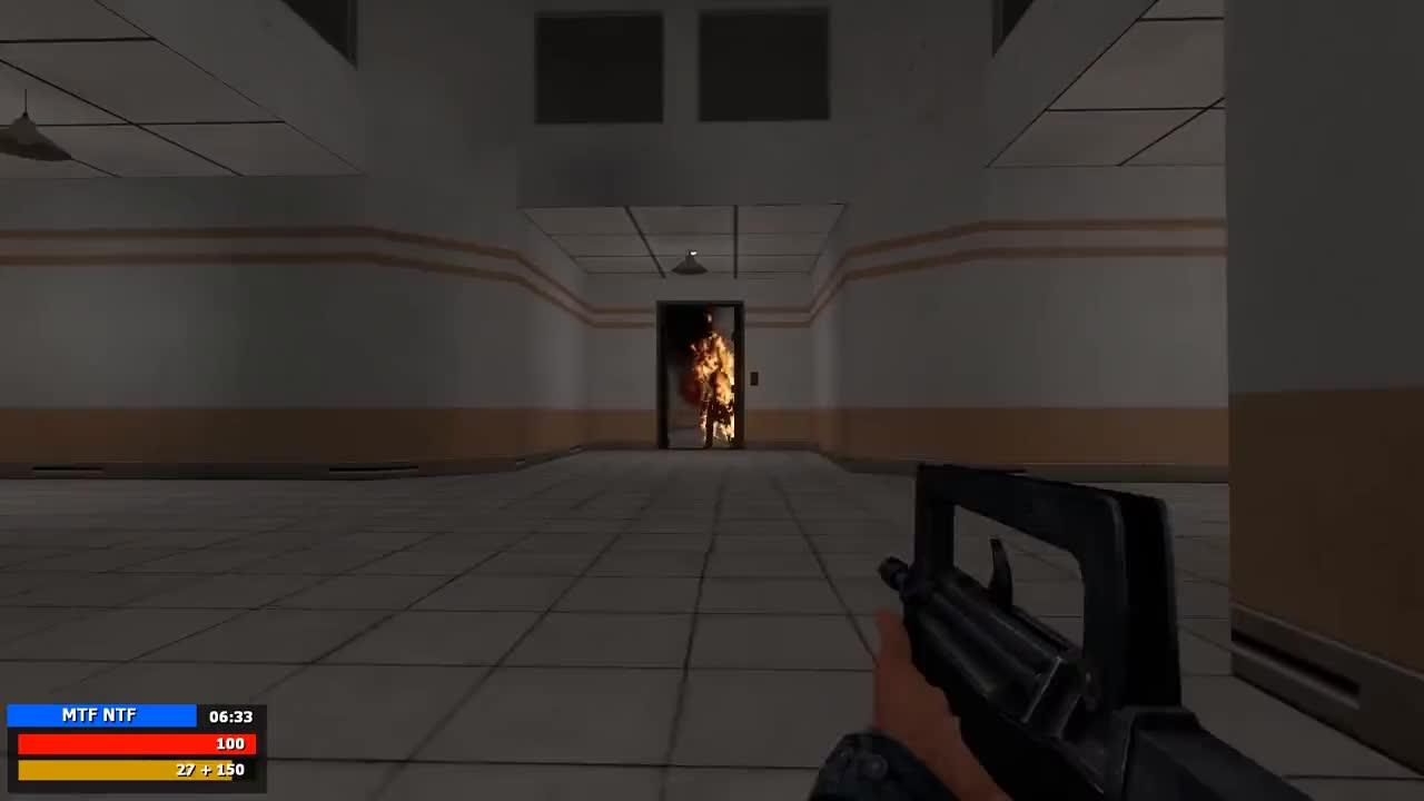 SCP 173 KILLING SPREE   SCP Multiplayer GIFs