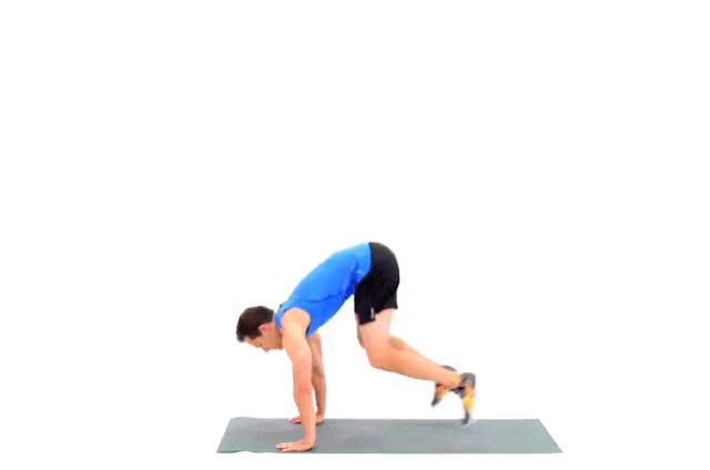 Watch and share Burpees GIFs on Gfycat