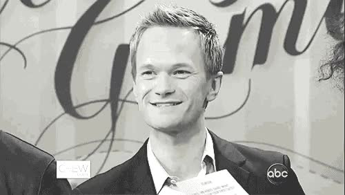 Watch Neil Patrick Harris GIF on Gfycat. Discover more 2015, amazing, gif, happy 42nd birthday, happy bday, happy birthday, i love you so much, june 15, neil patrick harris, nph GIFs on Gfycat