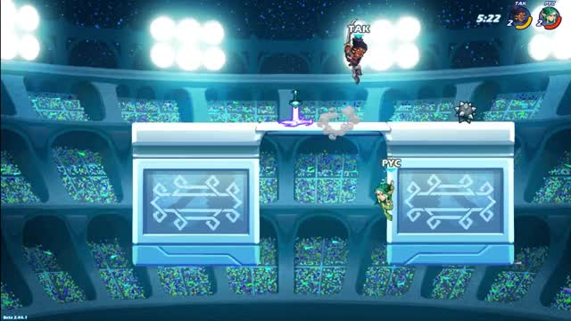 Watch and share Brawlhalla GIFs and Ember GIFs by pyclune on Gfycat