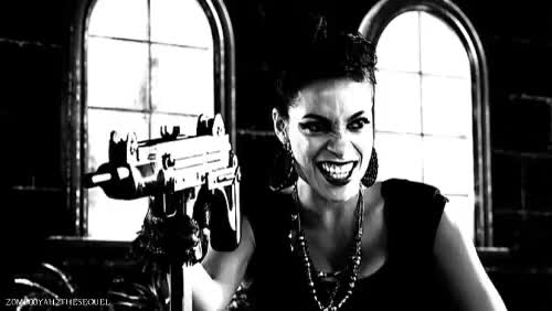 Watch and share Rosario Dawson GIFs and Shooting GIFs on Gfycat