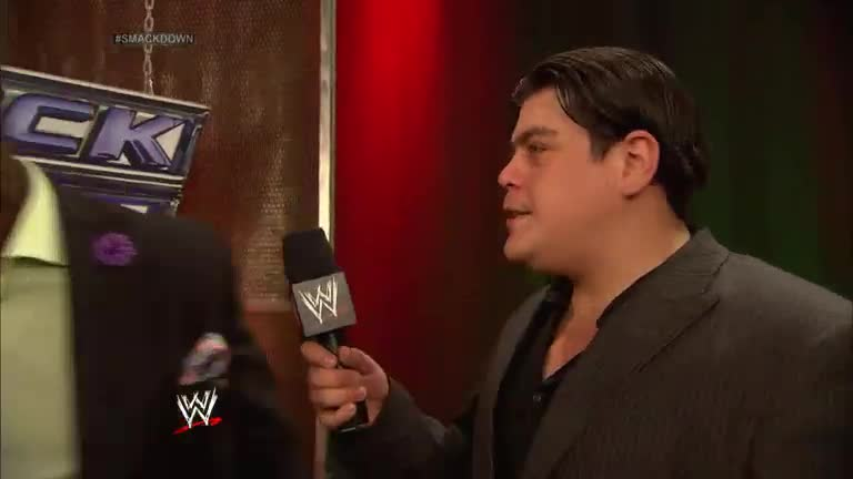 Ricardo Rodriguez, Titus O'Neil, Don't yell at me! GIFs
