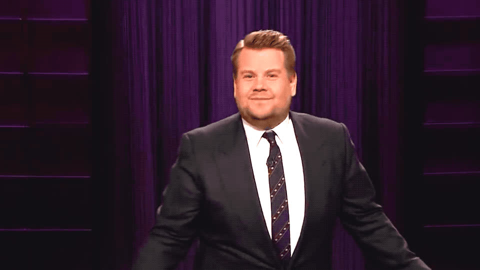 agree, awesome, bingo, bro, cool, cool story bro, corden, donald, great, james, ok, story, sure, trump, James Corden - Cool story bro GIFs