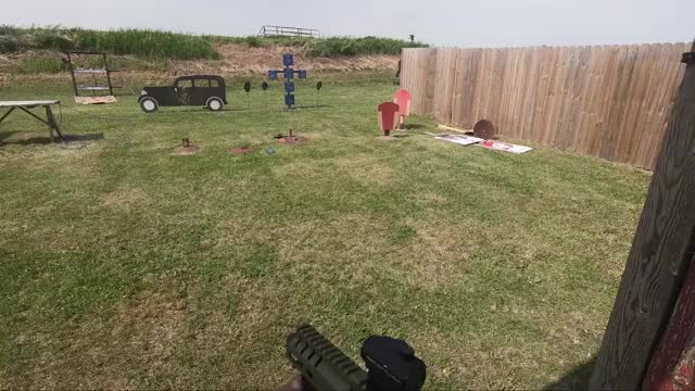 Watch and share FIRST FULL AUTO CMMG BANSHEE .45ACP GIFs by nonrg1 on Gfycat