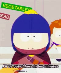 Watch and share South Park GIFs by Also A South Park Fan on Gfycat