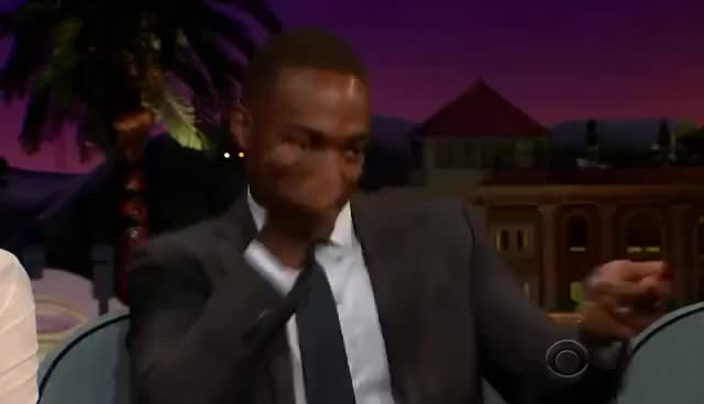 Watch and share Anthony Mackie GIFs on Gfycat