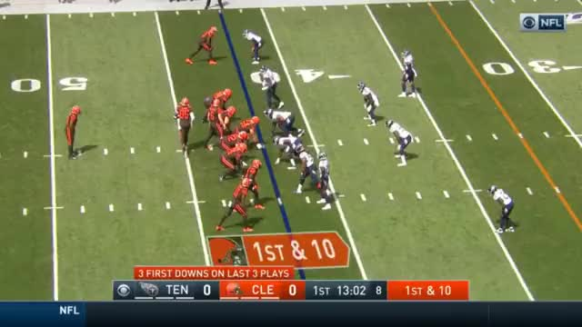 Watch and share  Baker Mayfield Completes His First Pass To OBJ For 16 Yards GIFs on Gfycat
