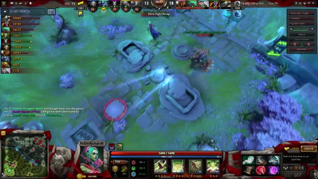 Watch and share Manilla Major GIFs and Dota2 GIFs by skytoon on Gfycat