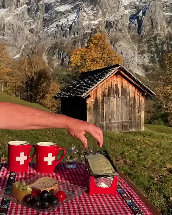 Watch and share Ripsave - Grindelwald, Switzerland--- And This Cheese.. GIFs on Gfycat