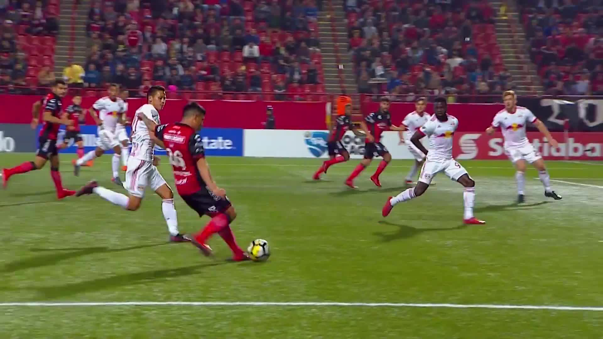 CONCACAF, SCCL 2018: Tijuana vs New York Red Bulls Highlights GIFs
