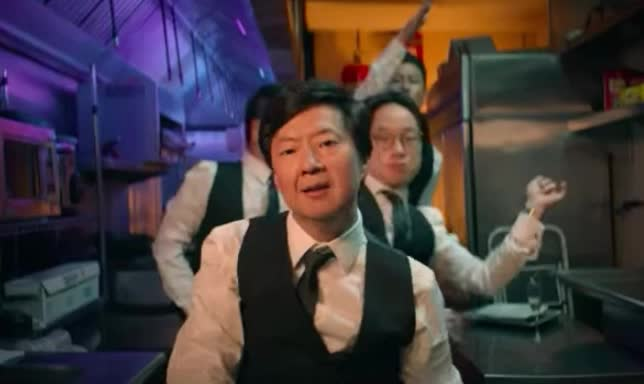 aoki, band, boy, bts, dance, dancer, dancing, feat, flirt, funny, it, korean, lol, me, on, party, sensual, sexy, steve, waste, Steve Aoki - Waste It On Me feat. BTS GIFs