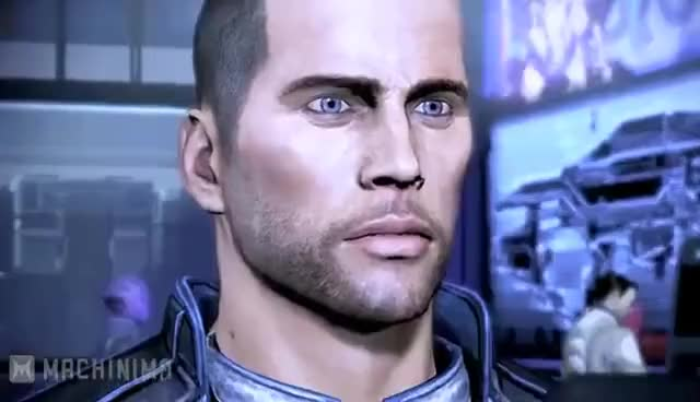 Watch and share Commander Shepard GIFs and We\'ll Bang Okay? GIFs on Gfycat