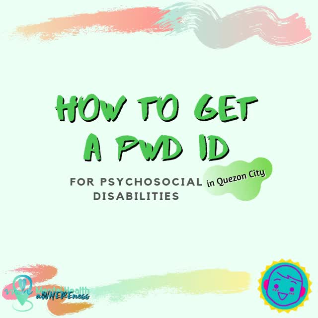 Watch and share How To Get A PWD ID GIFs by anditabinas on Gfycat