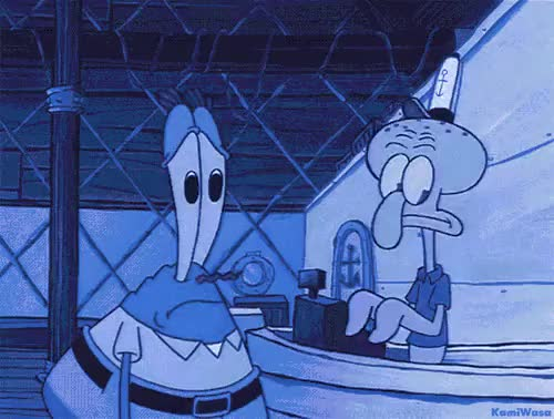 Watch Bucket inspection GIF on Gfycat. Discover more bucket, ink, slosher, splatoon, spongebob squarepants, squidward GIFs on Gfycat
