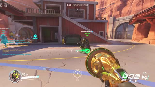 Watch Ana Ability GIF on Gfycat. Discover more overwatch GIFs on Gfycat