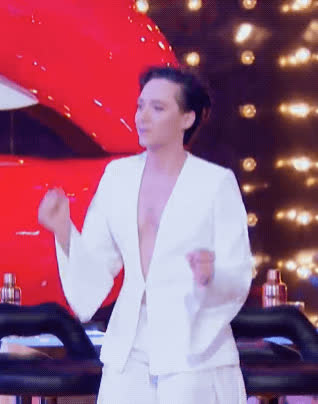 dance, dancing, johnny weir, lip sync battle, yas, Johnny Weir Dance GIFs