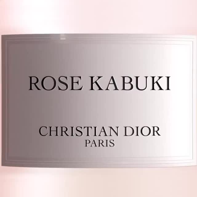 Watch and share Kabuki GIFs and Dior GIFs by Diamond Garden on Gfycat