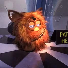 Watch and share Furby Chewbacca GIFs and Star Wars GIFs on Gfycat