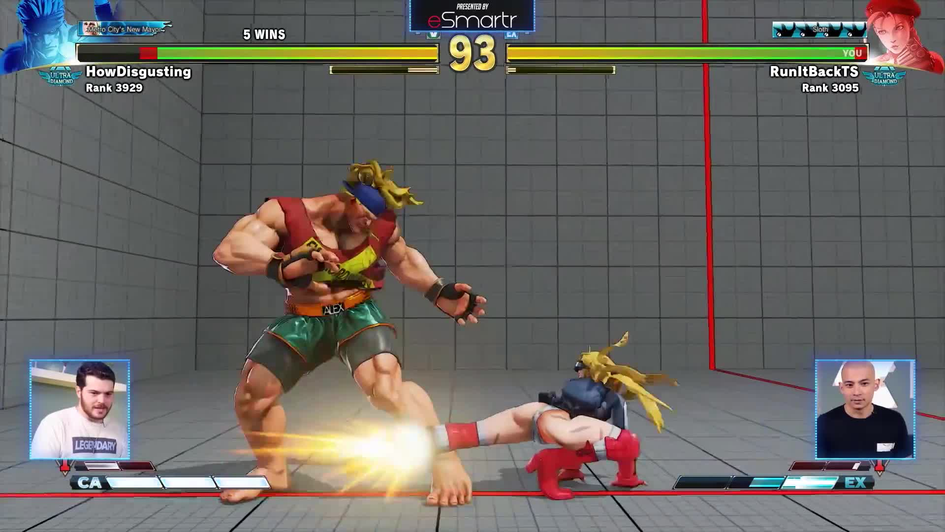 alex myers, competitive, esmartr, fgc, fight, fighting game, fighting game community, gaming, hot bars, run it back, street fighter, street fighter 5, tempo storm, twitch, viciousfgc, video games, Run it Back with Alex Myers & Vicious! Episode 1 - Hot Bars | Brought to you by eSmartr! GIFs