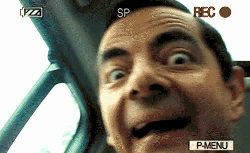 bean, funny, lol, mr bean, rowan atkinson, theratbox, Mr Bean GIFs