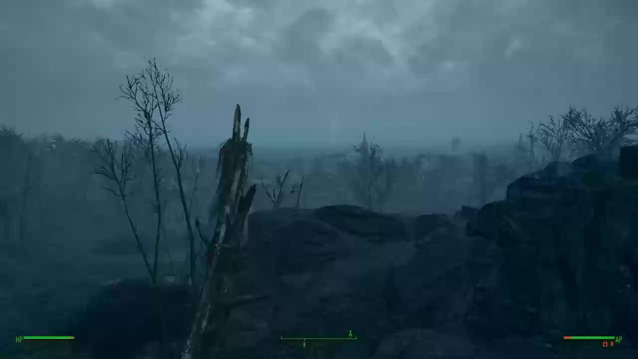 FalloutMods, fnv, Early stages of a mod I began work on today [FO4] (reddit) GIFs
