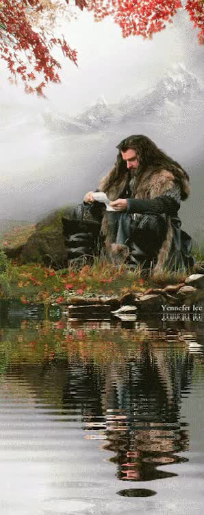 Watch and share Thorin Oakenshild GIFs and Richard Armitage GIFs on Gfycat