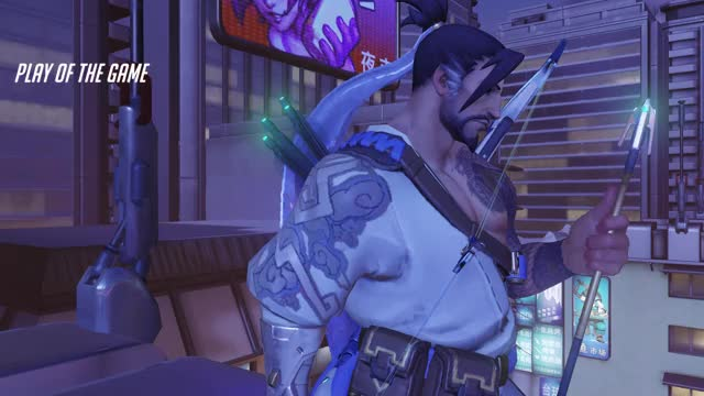 Watch no mercy GIF by @rhysci on Gfycat. Discover more hanzo, overwatch, potg GIFs on Gfycat
